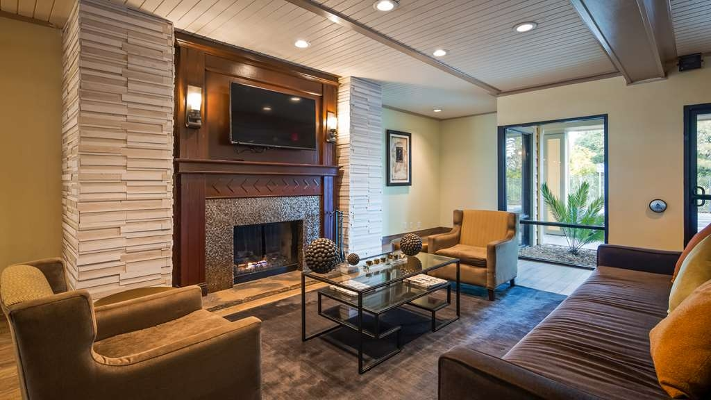 Best Western John Muir Inn - Vue du lobby