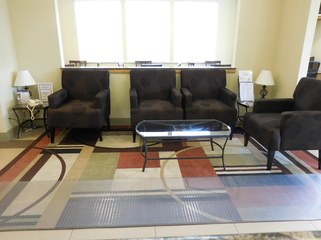 Best Western Willits Inn - Enjoy our relaxing and comfortable lobby.
