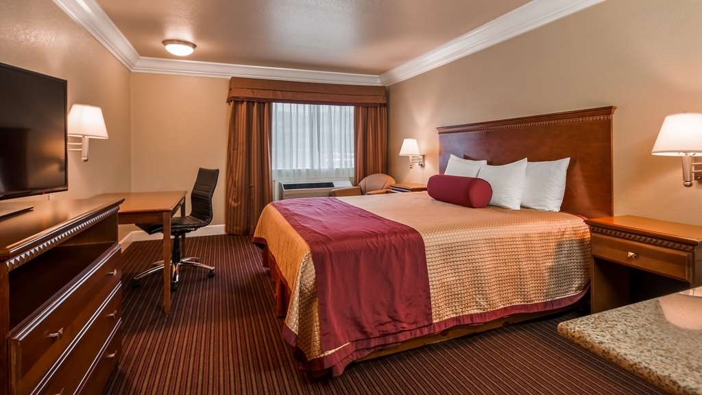 Best Western Willits Inn - Guest Room