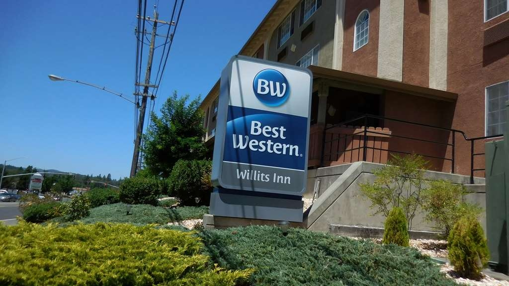 Best Western Willits Inn - Enjoy your stay at the Best Western Willits Inn!