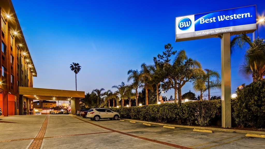 Best Western Los Angeles Worldport Hotel - Vista Exterior