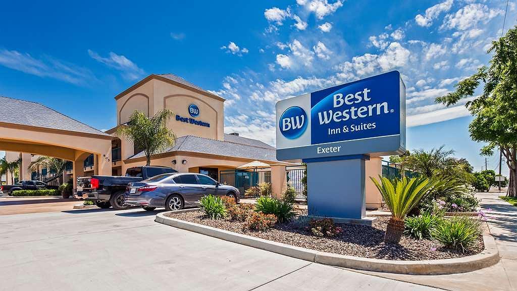 Best Western Exeter Inn & Suites - Aussenansicht