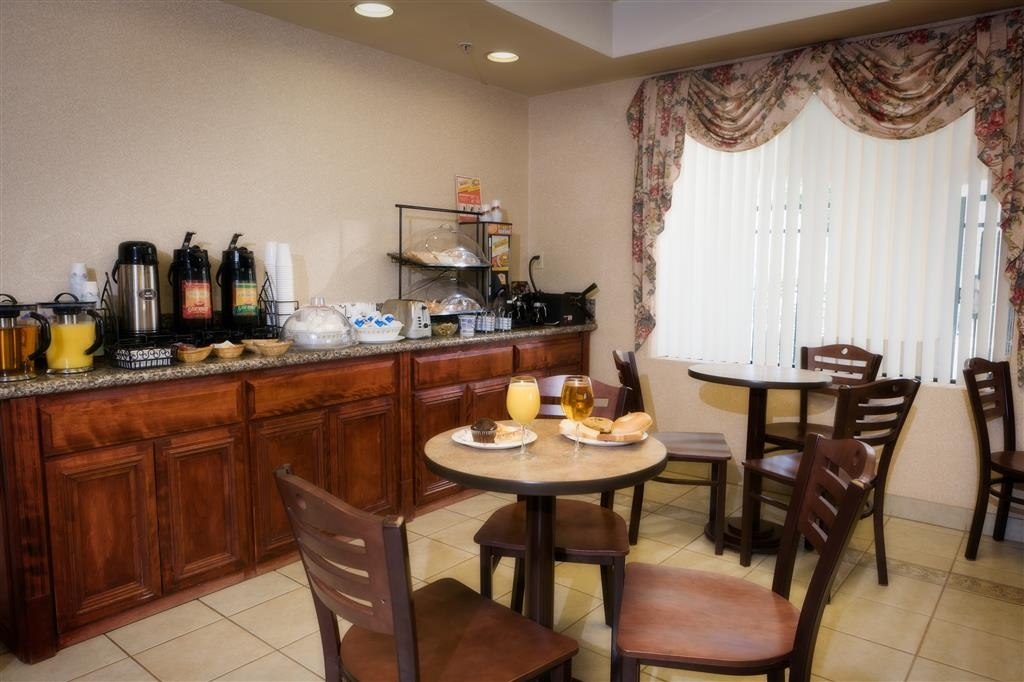 Best Western Exeter Inn & Suites - Area colazione
