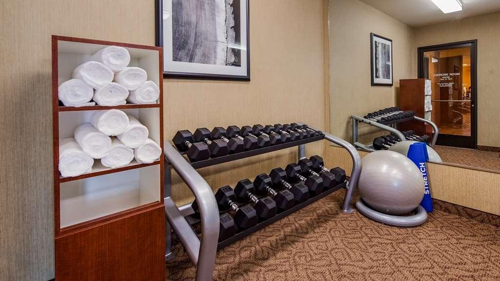 Best Western Exeter Inn & Suites - Centro benessere