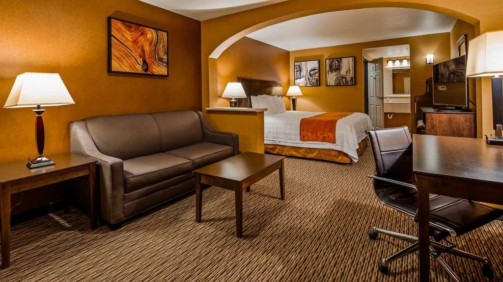 Best Western Exeter Inn & Suites - Camere / sistemazione