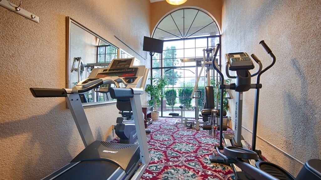 Best Western Plus Hill House - fitnessraum