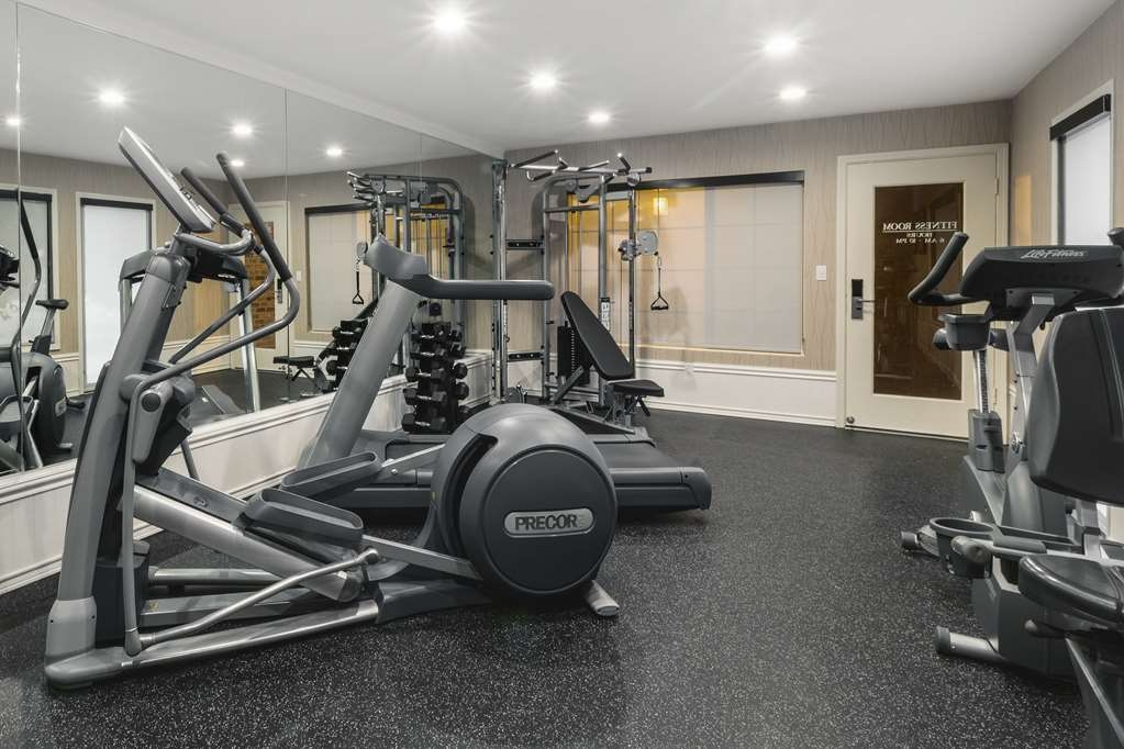 Best Western Plus Carriage Inn - Sala fitness