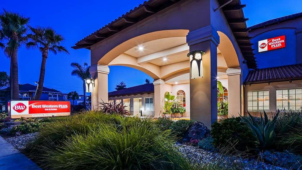 Best Western Plus Capitola By-the-Sea Inn & Suites - Aussenansicht