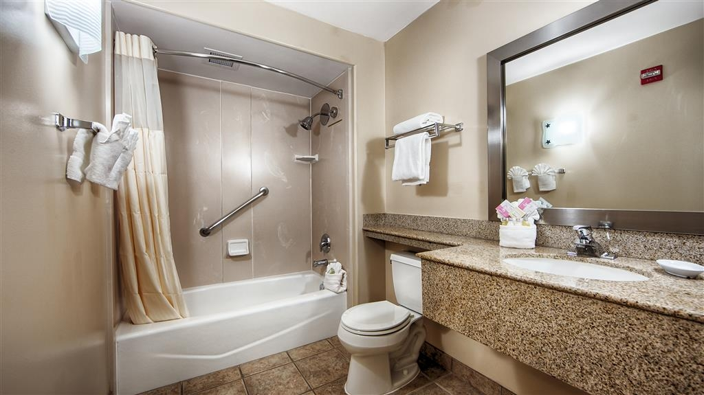 Best Western Plus Capitola By-the-Sea Inn & Suites - Bagno