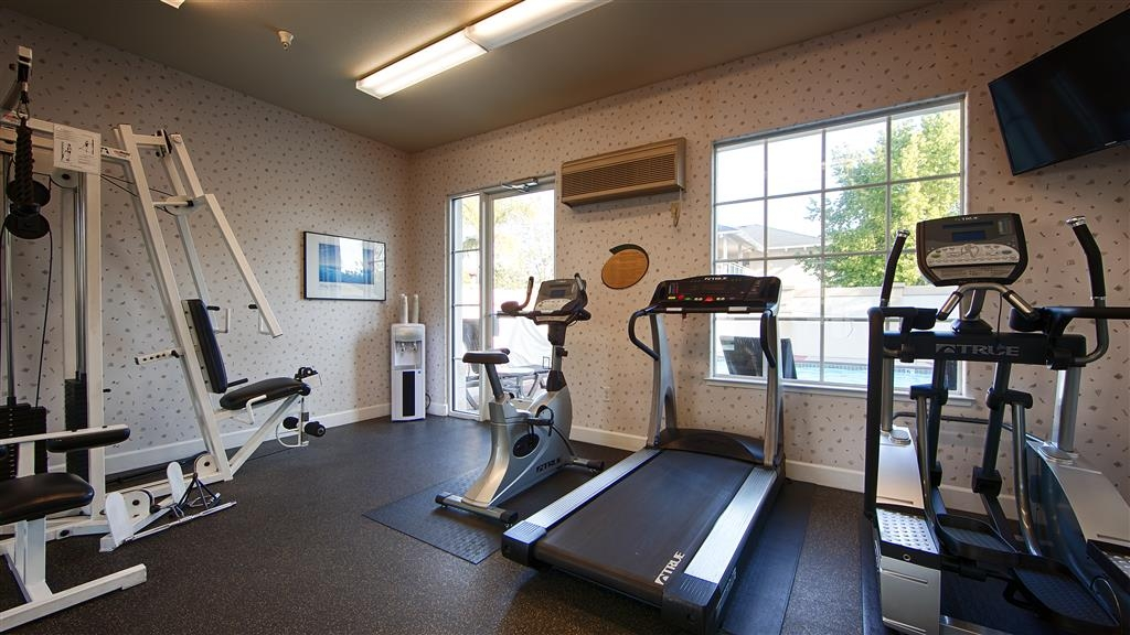 Best Western Plus Capitola By-the-Sea Inn & Suites - Sala fitness