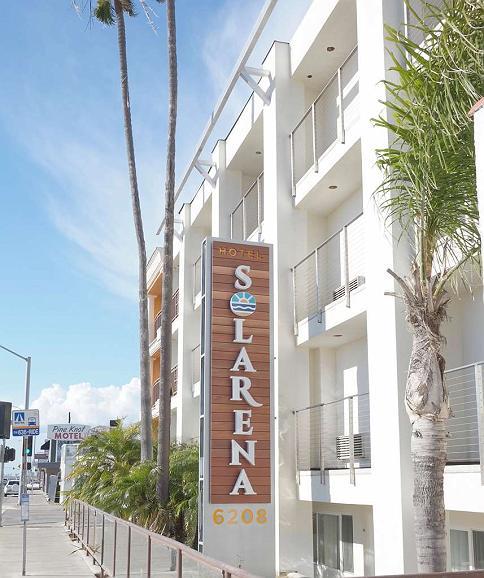 Hotel Solarena, BW Premier Collection - Vista exterior