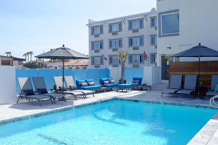 Hotel in Newport Beach | Hotel Solarena, BW Premier Collection