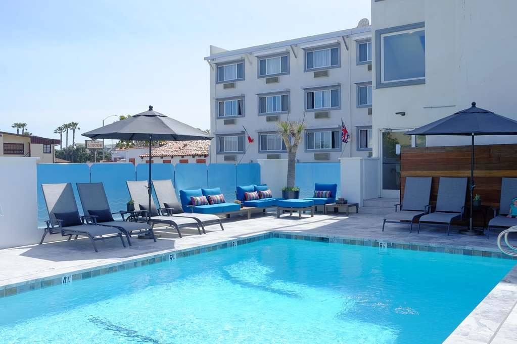Hotel Solarena, BW Premier Collection - Vue de la piscine
