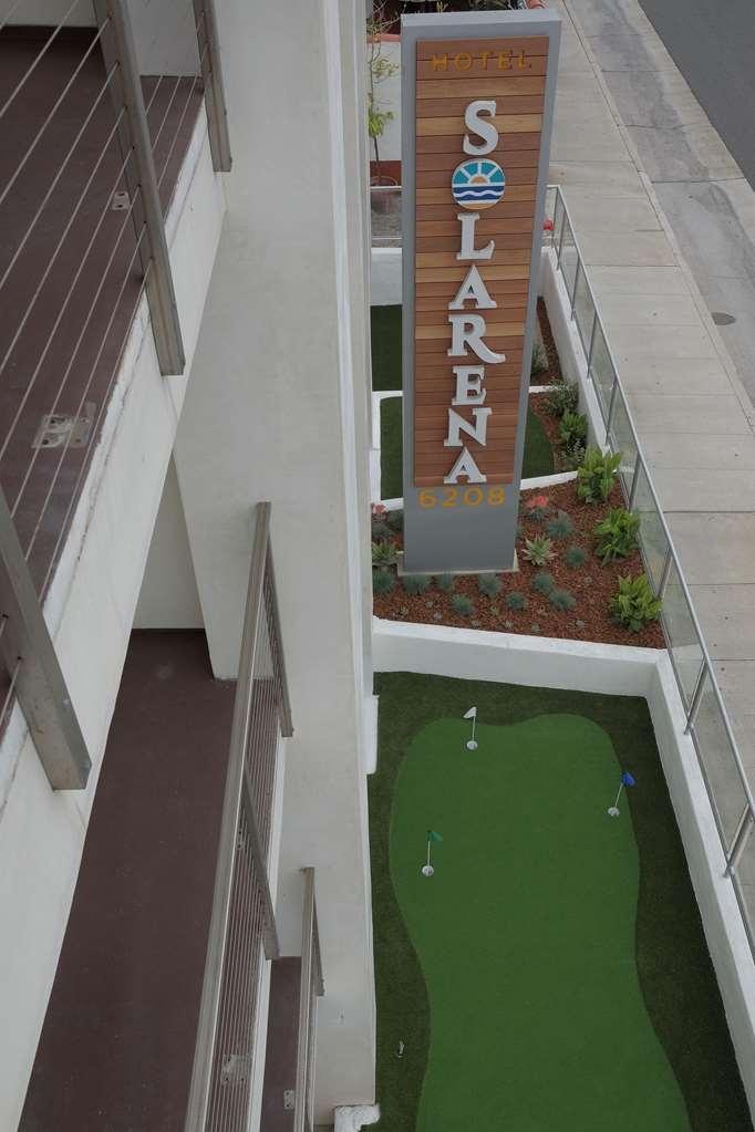 Hotel Solarena, BW Premier Collection - Facciata dell'albergo