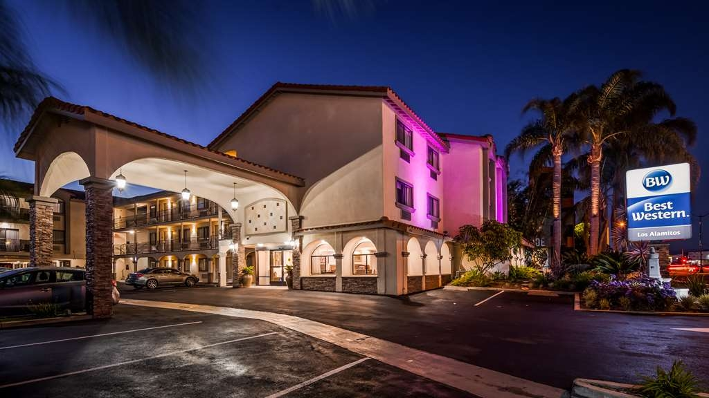 Best Western Los Alamitos Inn & Suites - Außenansicht