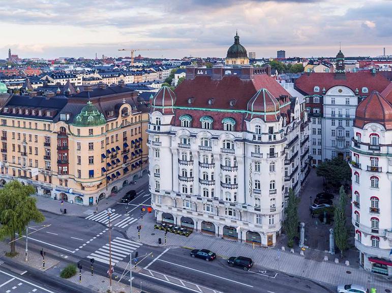 Hotel Esplanade, Sure Hotel Collection by Best Western - Area esterna