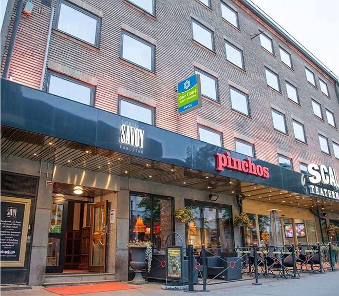 Sure Hotel by Best Western Savoy Karlstad - Aussenansicht