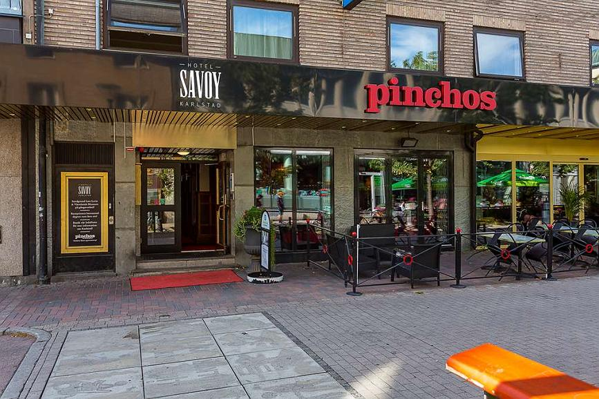 Best Western Savoy Karlstad - Vista exterior