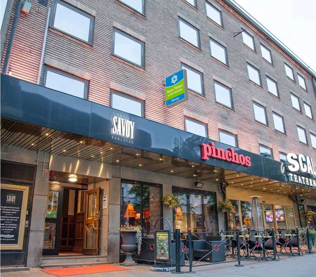 Sure Hotel by Best Western Savoy Karlstad - Sure Hotel by Best Western Savoy Karlstad