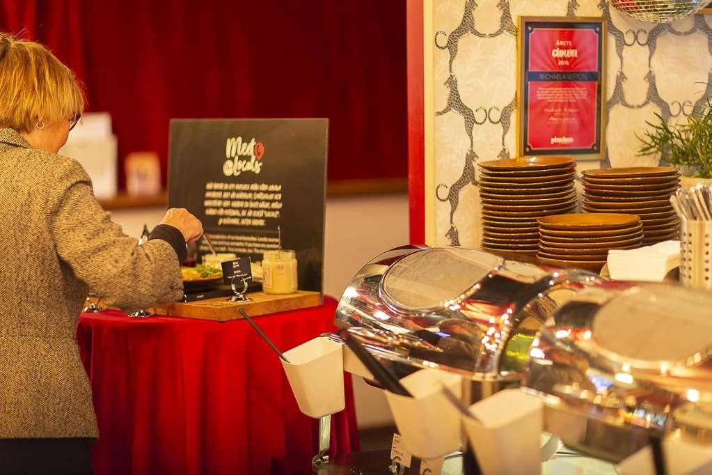 Sure Hotel by Best Western Savoy Karlstad - Restaurant / Etablissement gastronomique