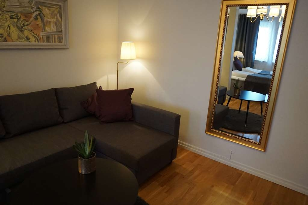 Sure Hotel by Best Western Savoy Karlstad - Sofabed in Superior Guest Room with Two Single Beds