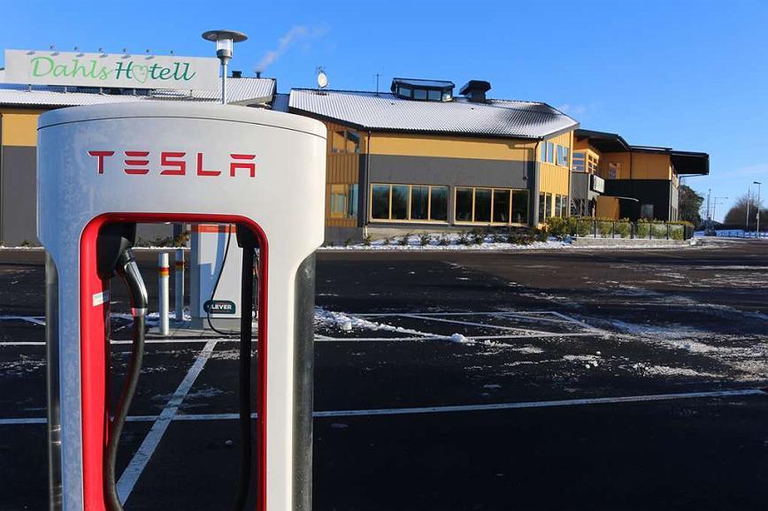Sure Hotel by Best Western Dahls - Tesla station