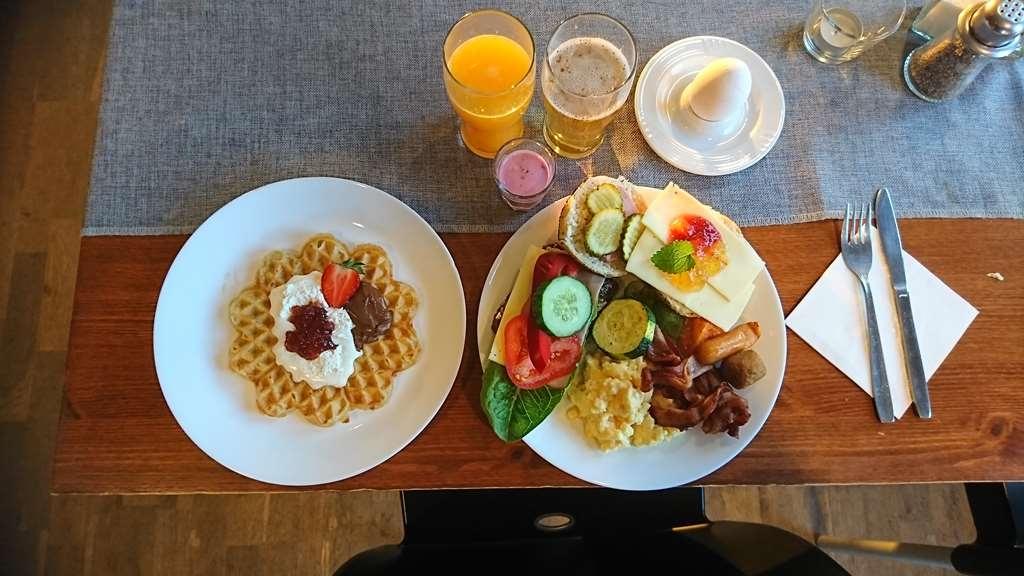 Sure Hotel by Best Western Dahls - Restaurant / Etablissement gastronomique