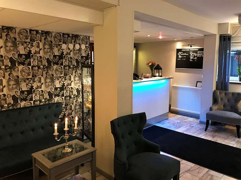 Sure Hotel by Best Western Stanga - Vue du lobby