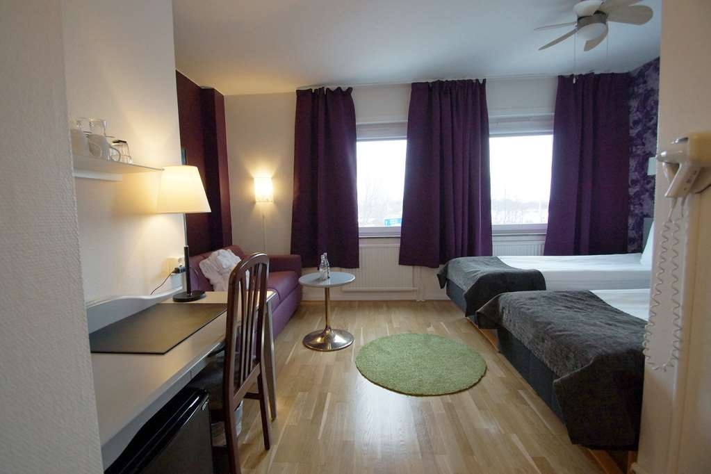 Sure Hotel by Best Western Stanga - Two Single Beds Guest Room