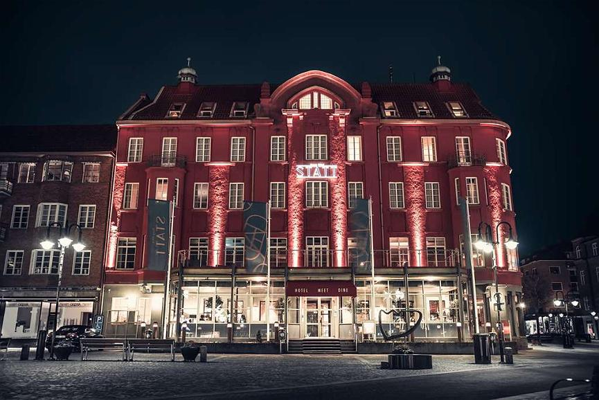 Hotel Statt Hassleholm, BW Signature Collection - Vue extérieure