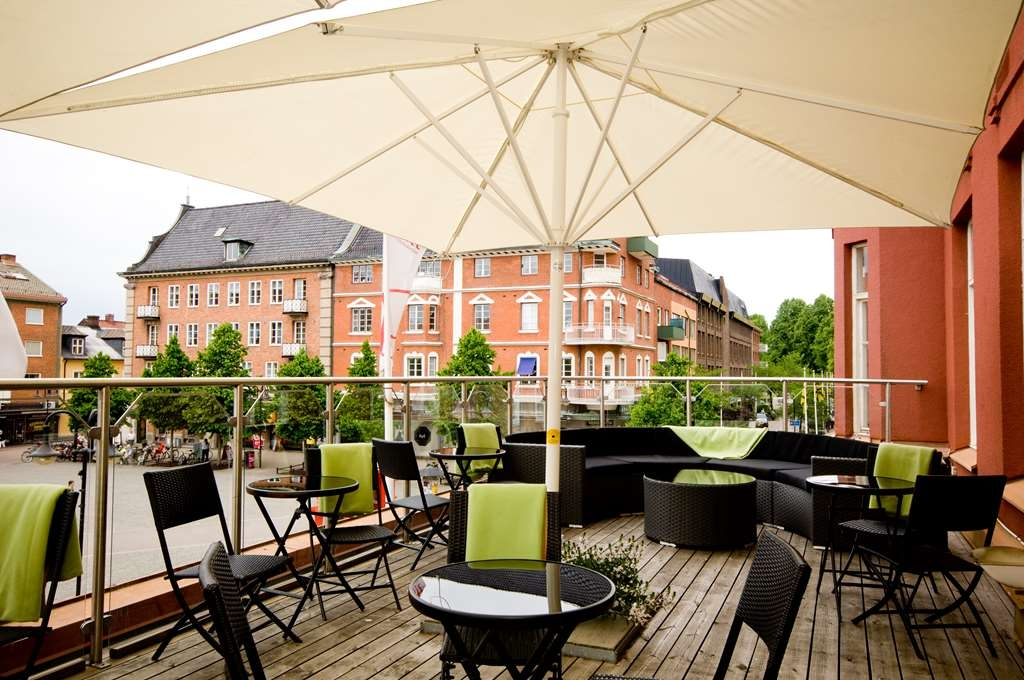 Statt Hassleholm, Sure Hotel Collection by Best Western - Terrace