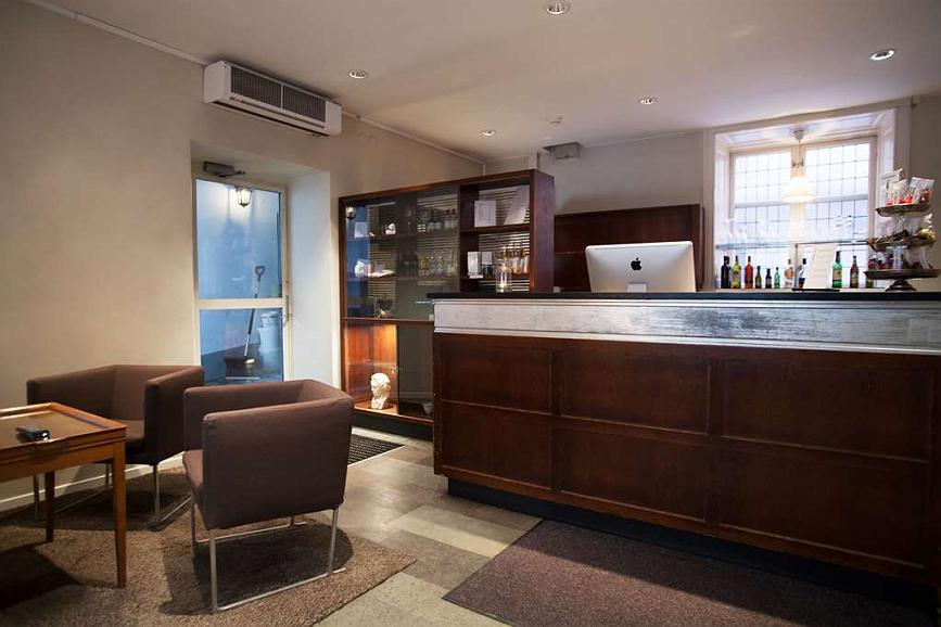 ANNO 1647 Sure Hotel Collection by Best Western - Vue du lobby