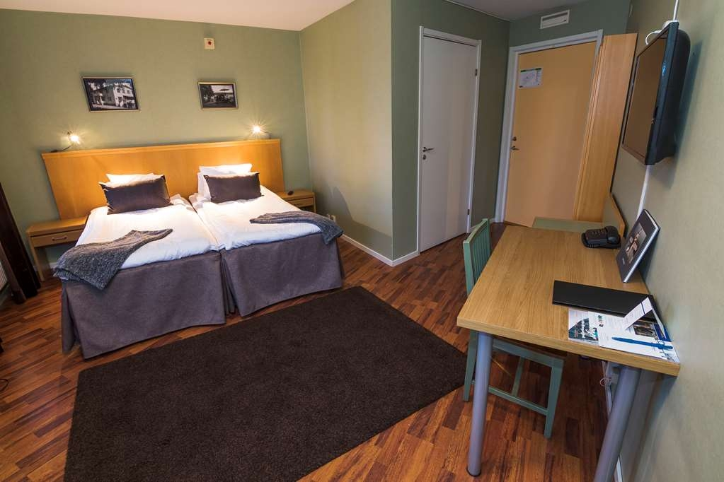 Hotell Frykenstrand, Sure Hotel Collection by Best Western - Guest Room with Two Twin Beds, Sea View and a Balcony