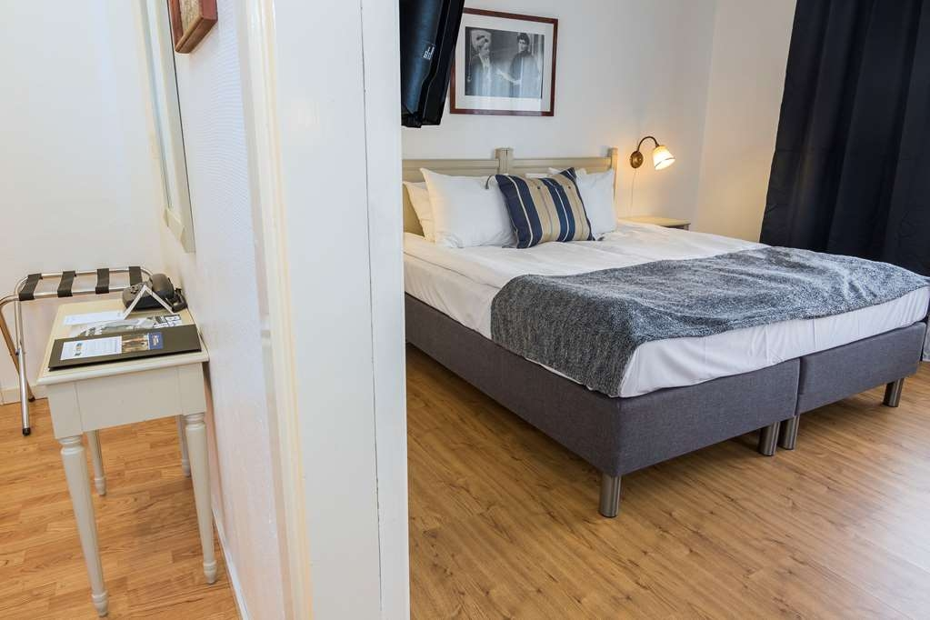 Hotell Frykenstrand, Sure Hotel Collection by Best Western - Junior Suite with a King Size Bed and a Bunk Bed