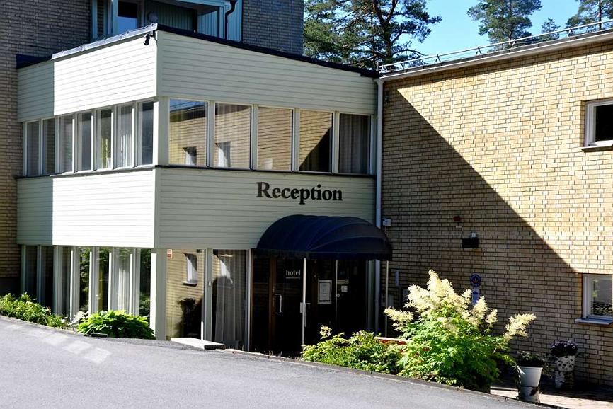 Hotel Malmkoping, Sure Hotel Collection by Best Western - Entrance