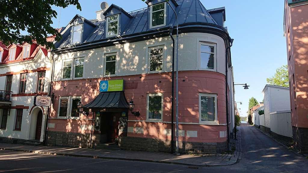Sure Hotel by Best Western Centralhotellet - Area esterna