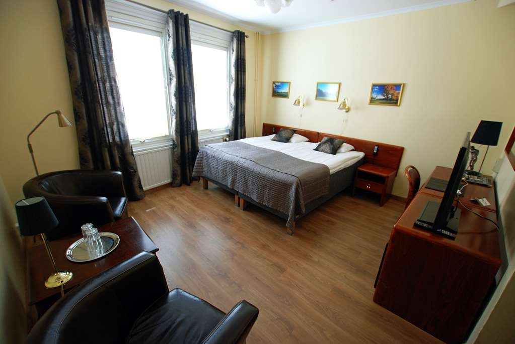 Sure Hotel by Best Western Centralhotellet - Superior Guest Room with One King Size Bed