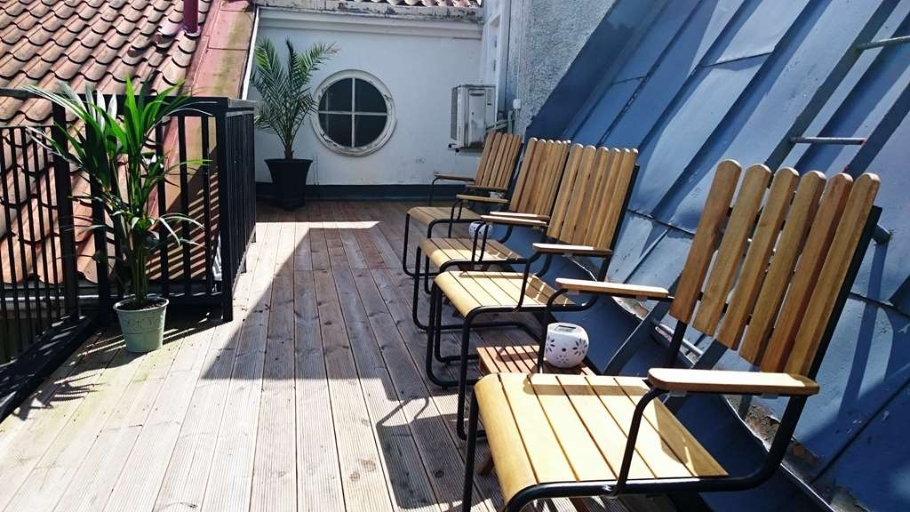 Sure Hotel by Best Western Centralhotellet - Roof Top Terrace