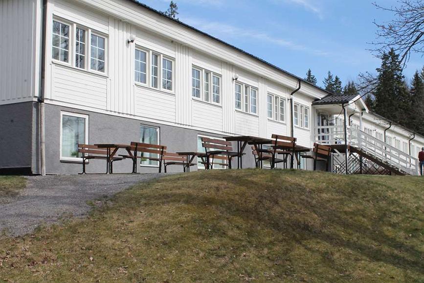 Sure Hotel by Best Western Vilsta Sporthotell - Vista exterior