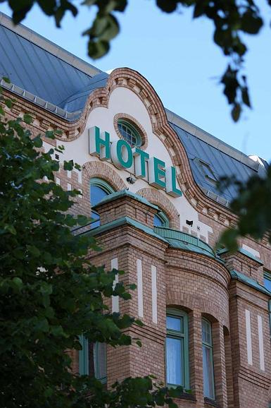 Hotel Lorensberg, Sure Hotel Collection by Best Western - Aussenansicht