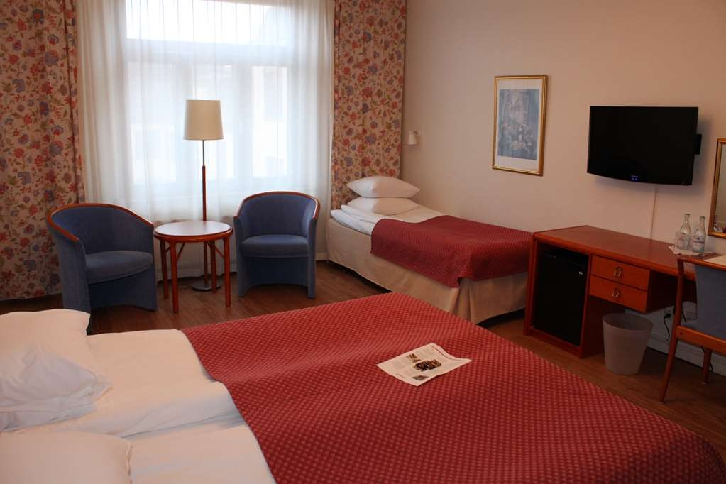 Hotel Lorensberg, Sure Hotel Collection by Best Western - Guest Room with 3 single beds