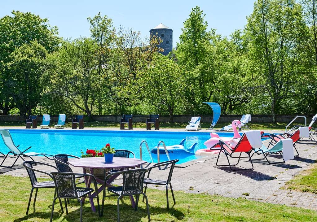 Hotel Fars Hatt, Sure Hotel Collection by Best Western - Vue de la piscine