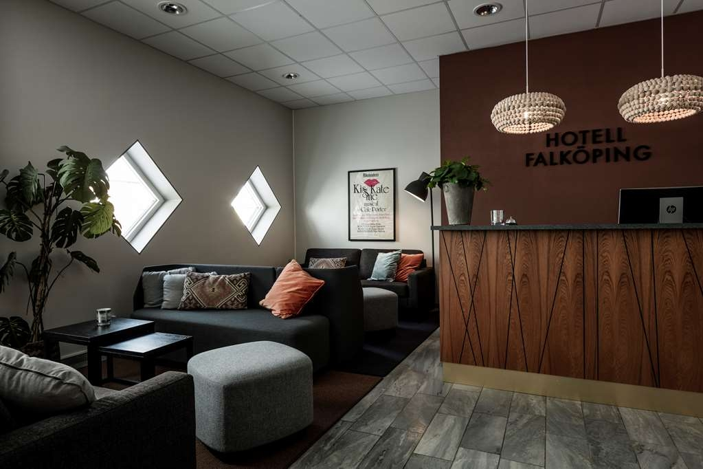 Hotel Falkoping, Sure Hotel Collection by Best Western - Hall