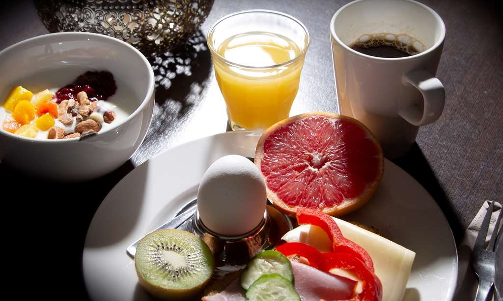 Sure Hotel by Best Western Algen - Breakfast
