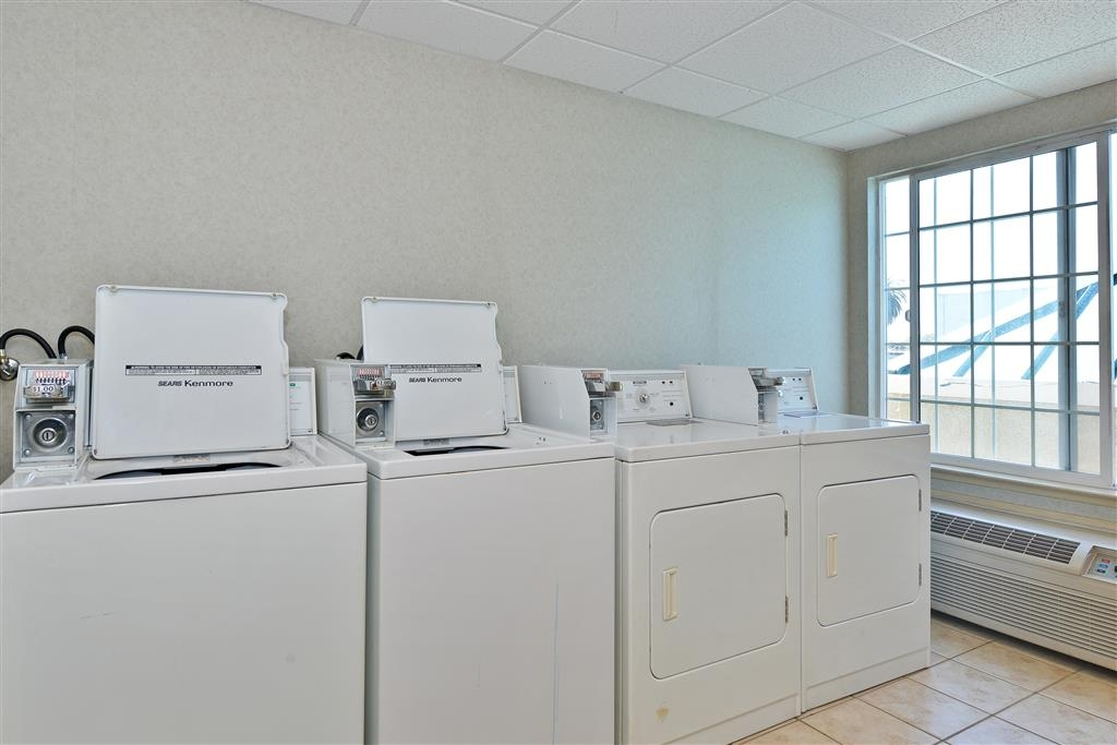 Best Western Plus Airport Inn & Suites - We offer a guest laundry area so you are always looking your best.