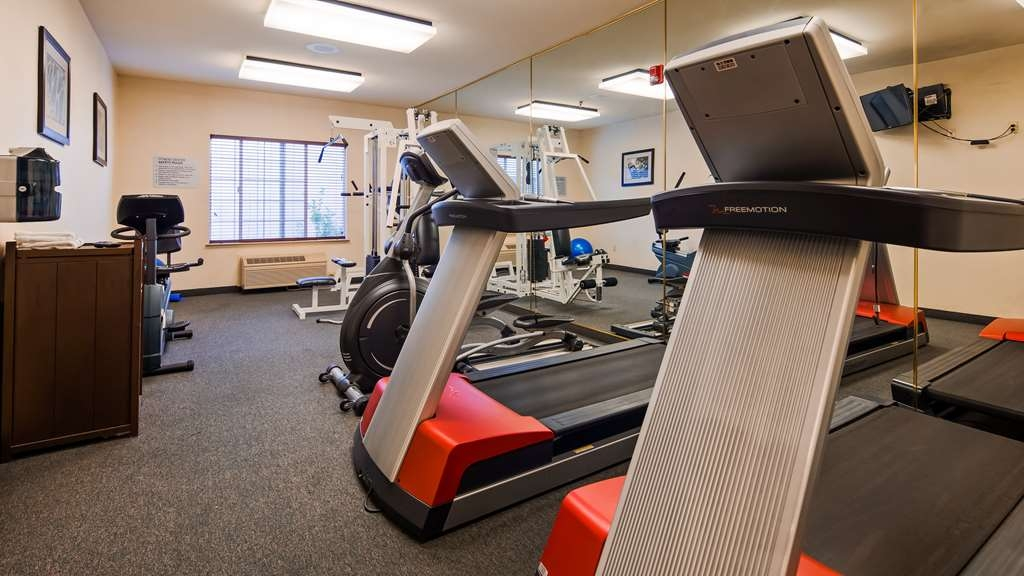 Best Western Plus Airport Inn & Suites - Fitness Center