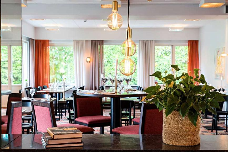 Mjolby Stadshotell, Sure Hotel Collection by Best Western - restaurant=funktion