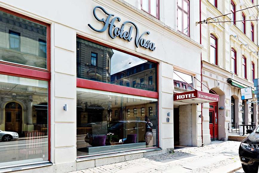 Hotel Vasa, Sure Hotel Collection by Best Western - Vista Exterior
