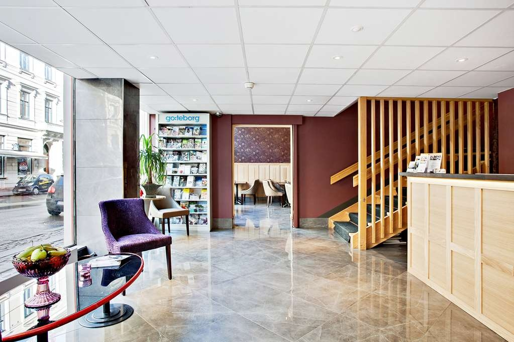 Hotel Vasa, Sure Hotel Collection by Best Western - Lobbyansicht