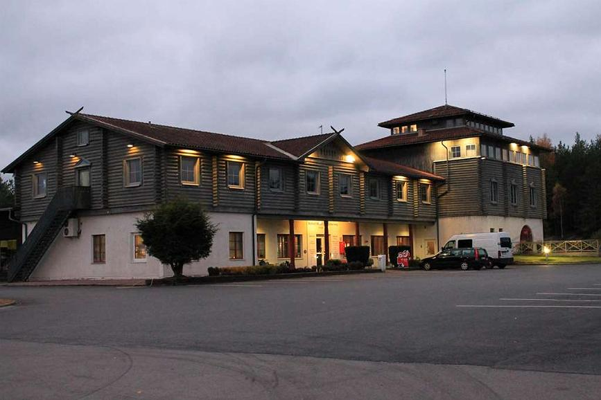 Sure Hotel by Best Western Dalhall - Area esterna